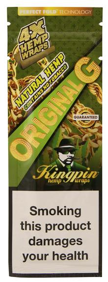 Kingpin Hemp Wraps