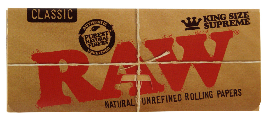 Raw Classic Papers - King Size Supreme