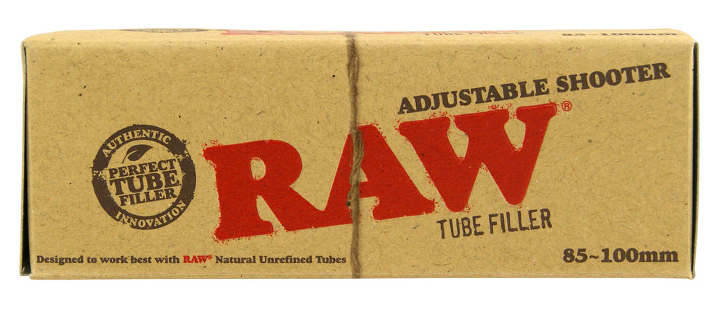 Raw Adjustable Shooter - Tube Filler - 85-110mm