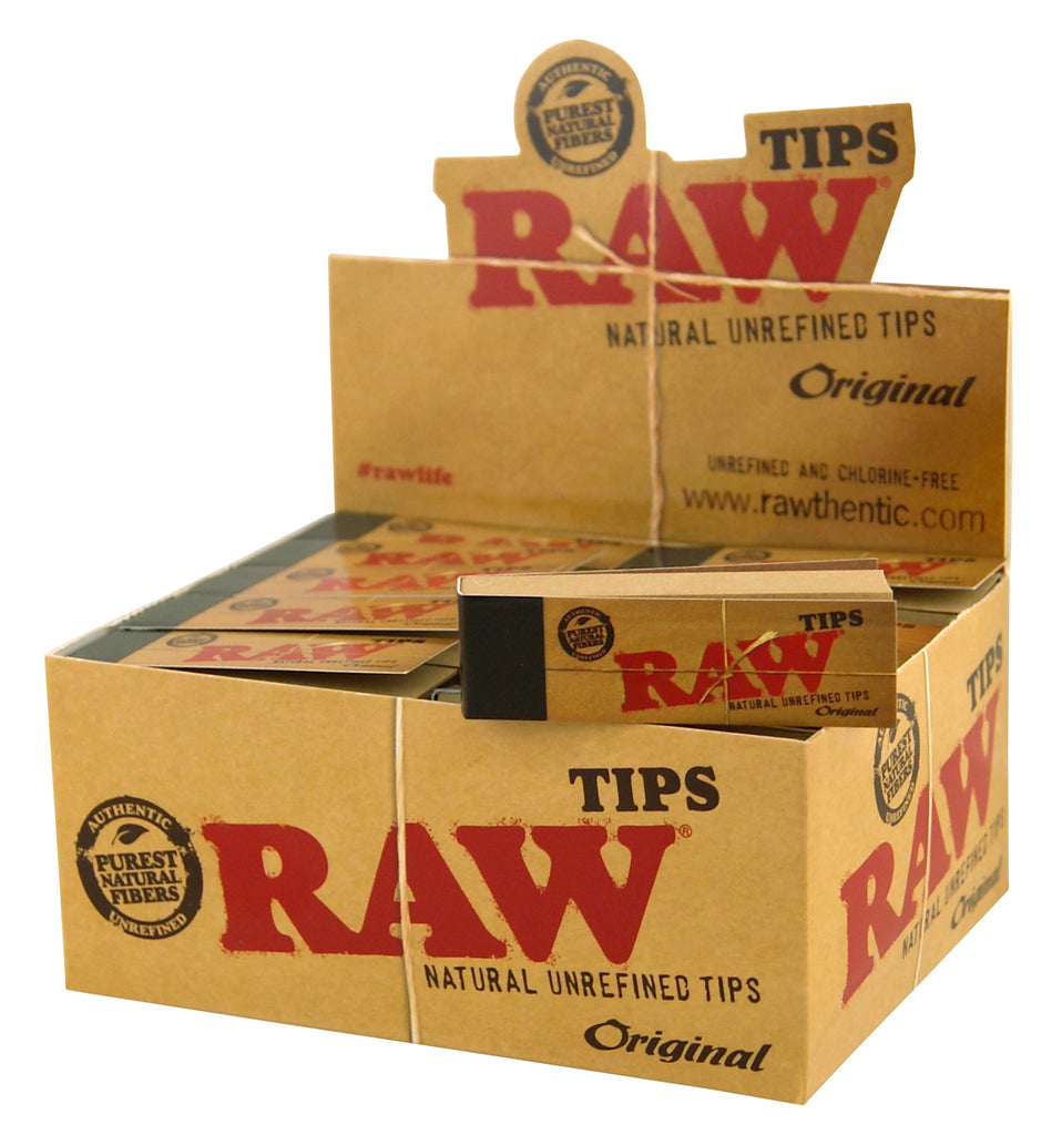 Raw Tips Original