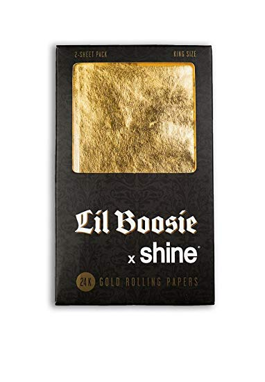 Shine X - Lil Boosie (24K Gold Papers)