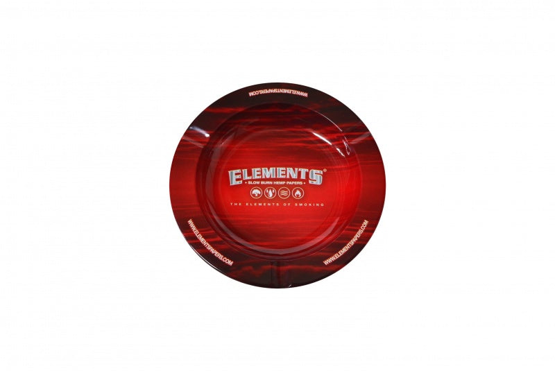 Elements Ashtray ( Red )