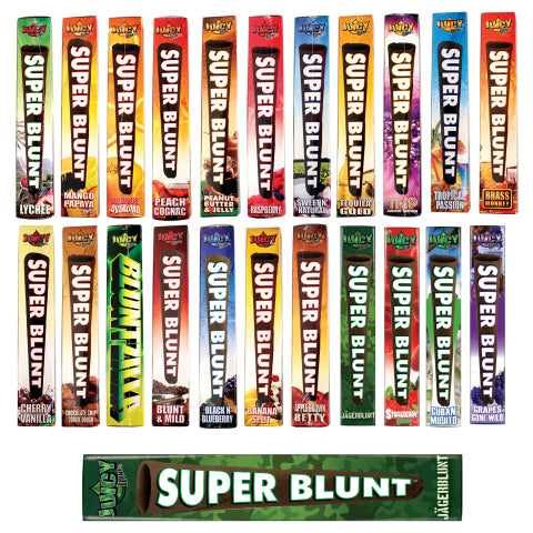 Juicy Super Blunt !