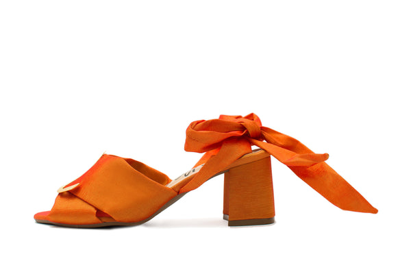 ORANGE X ICONIC SANDALS - LOOP NATURAL