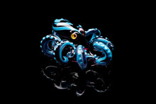 Load image into Gallery viewer, Blown Glass Octopus glass figurine