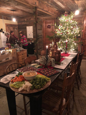 The Healing Barn & Nora's Fish Creek Inn Present's A Traditional Winter Solstice / Yule Dinner Celebration