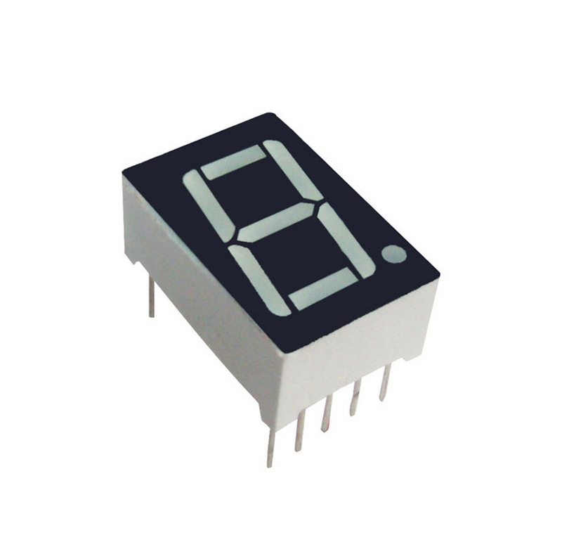 1-Digit 7 Segment 14mm Ortak Anot Display