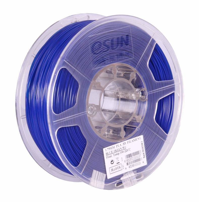eSun PLA+ MAVİ 3D Printer Filament (1KG)
