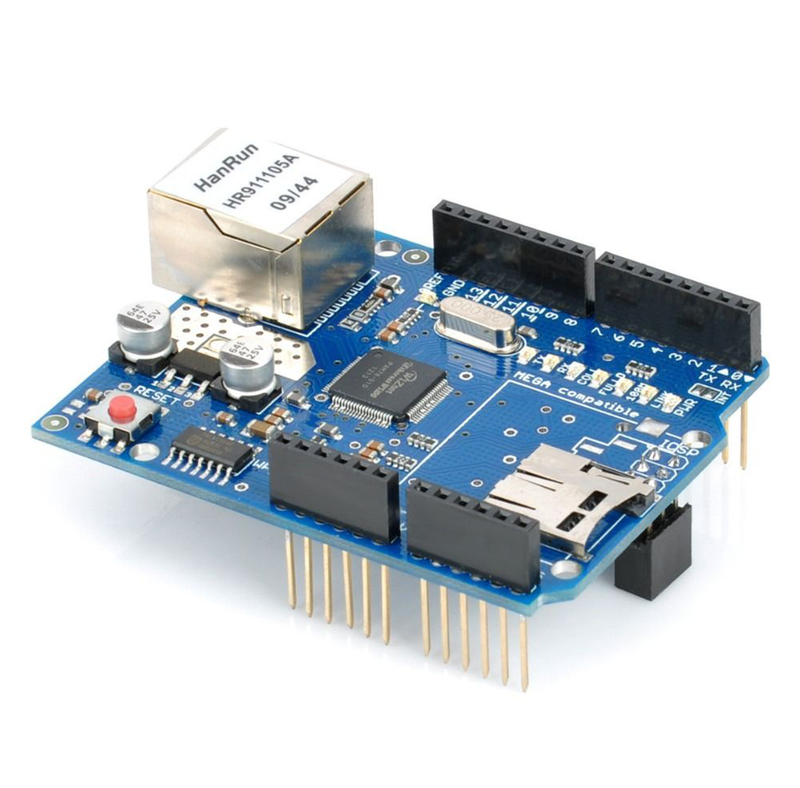 Arduino UNO Ethernet Shield