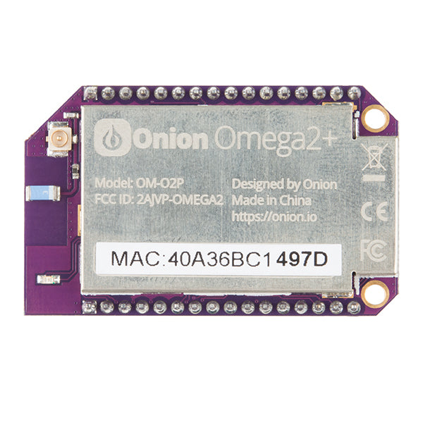 Onion Omega2 Plus IoT Board