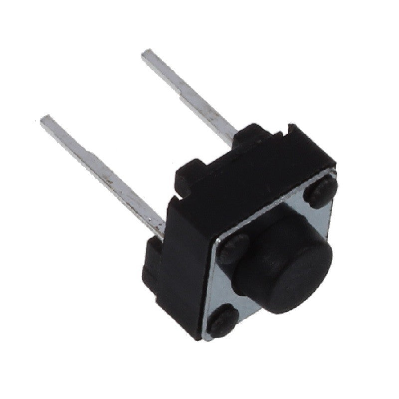 6x6x6mm 2-pin Push - Tact Buton