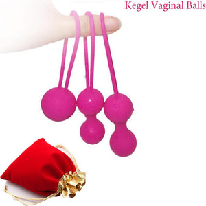 vaginal balls sex toys for women bolas chinas para vagina kegel balls jujuguetes sexuales para la mujer pareja kulki gejszy toy - Pleasure Sexual