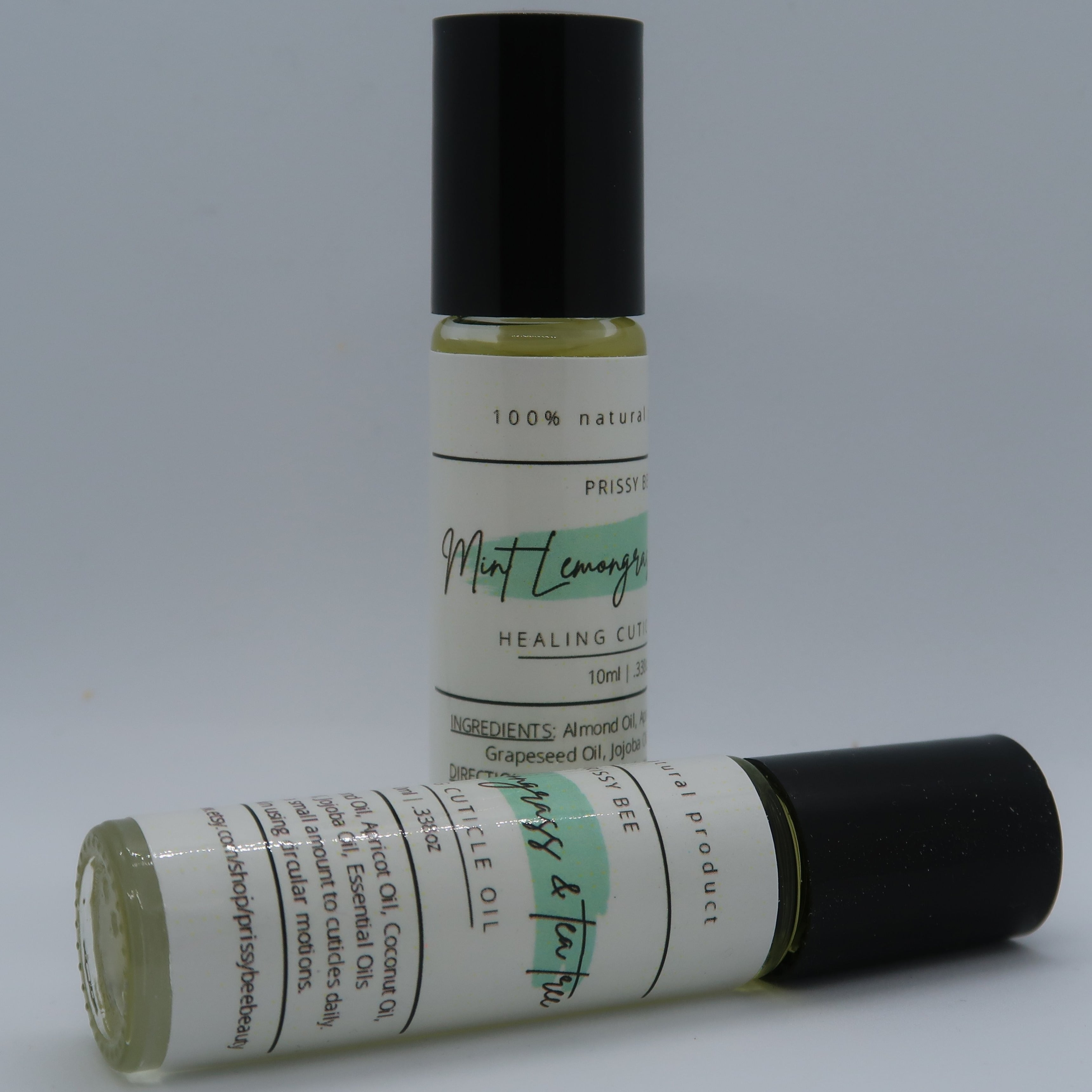 Cuticle Oil: Mint, Lemongrass & Tea Tree