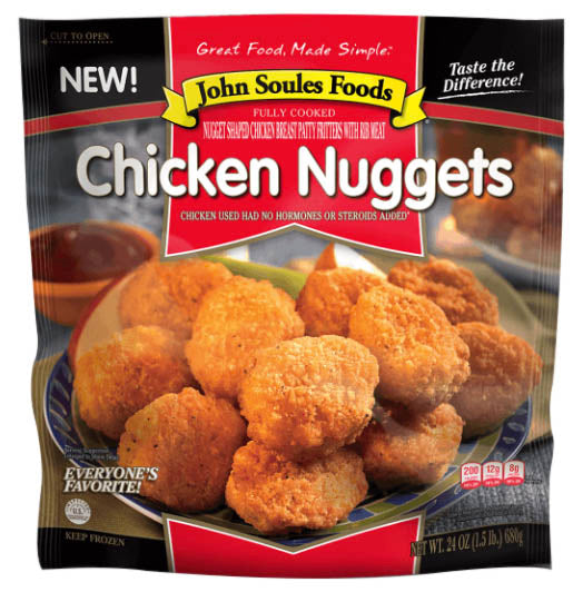 John Soules Chicken Nuggets  24oz