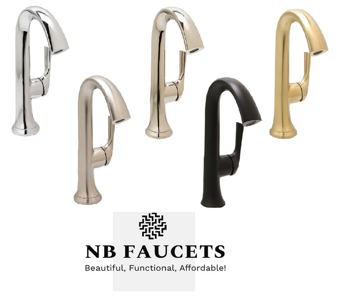 The Popular Faucet Finishes Today + Pros Cons