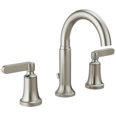 Delta Alux Brushed Nickel NB Faucets