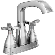 Load image into Gallery viewer, Delta 257766-MPU-DST Stryke 1.2 GPM Centerset Bathroom Faucet- Chrome - NewBathroomFaucets.com