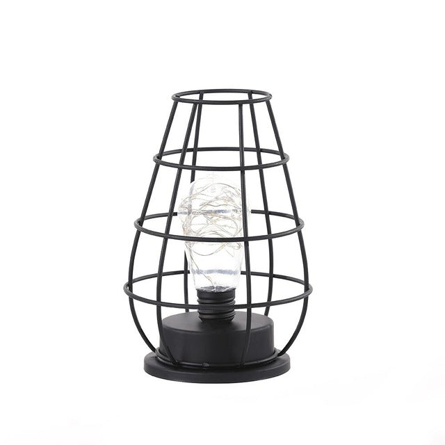 Retro Iron Table Lamp