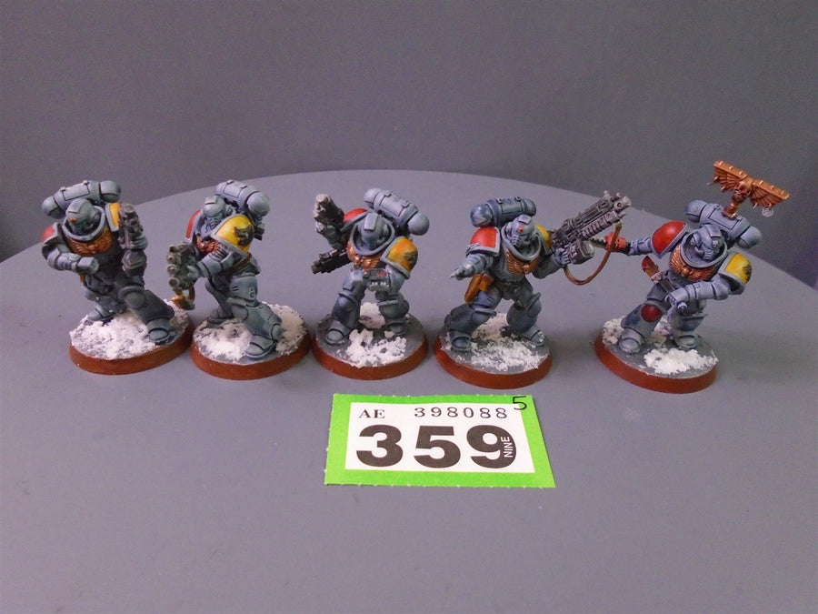 Space Wolves Wolf Primaris  Intercessors