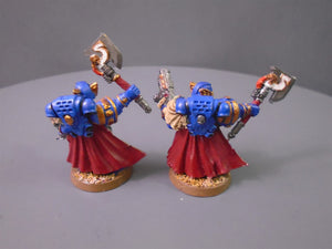 Ultramarines Blades of Ultramar Honour Guard
