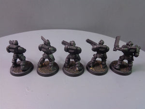 Space Marines Scouts Squad