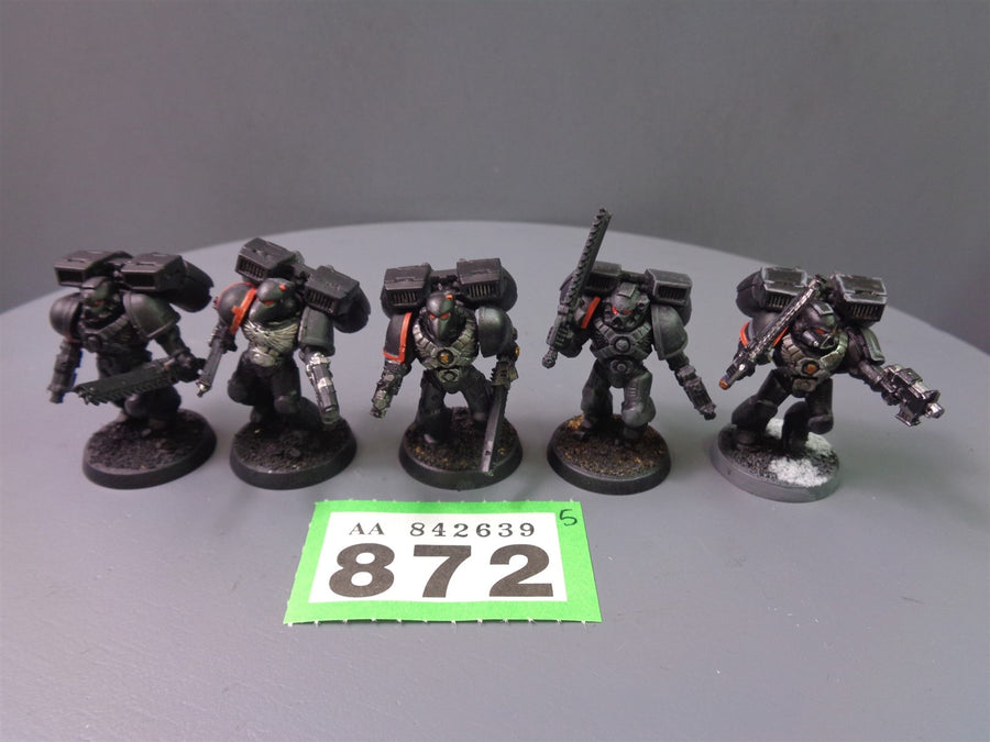 Raven Guard Assault Squad