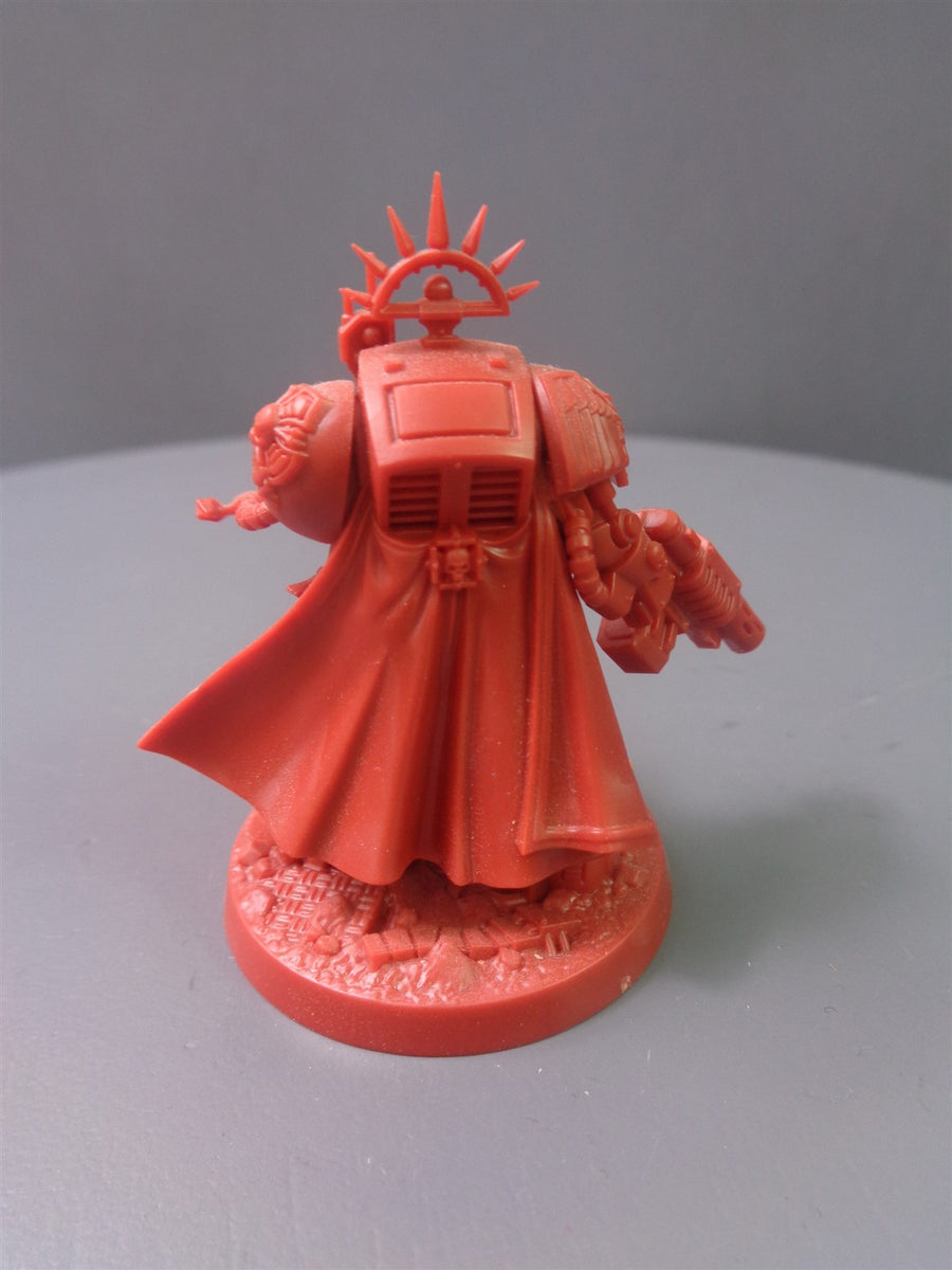 Blood Angels Japanese Heroes Brother Captain Donato