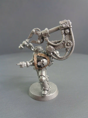 30,000 Space Marines Techmarine Forge World Iron Warriors Pad 37