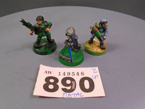 Cadian Shock Troops Mortar Team 890
