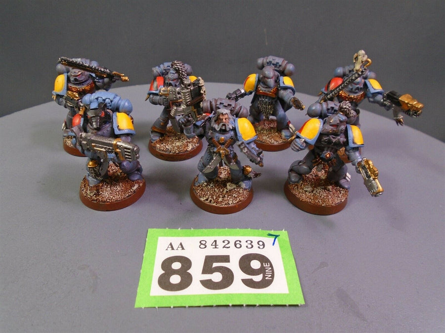 Space  Wolves Wolf Guard 859