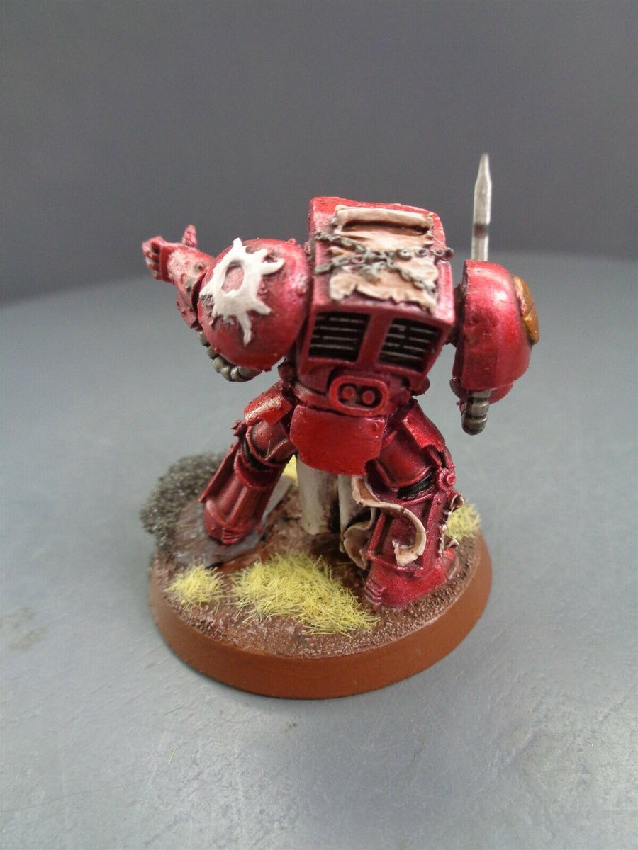 30,000 Space Marines Thousand Sons Librarian Conversion Commander 121