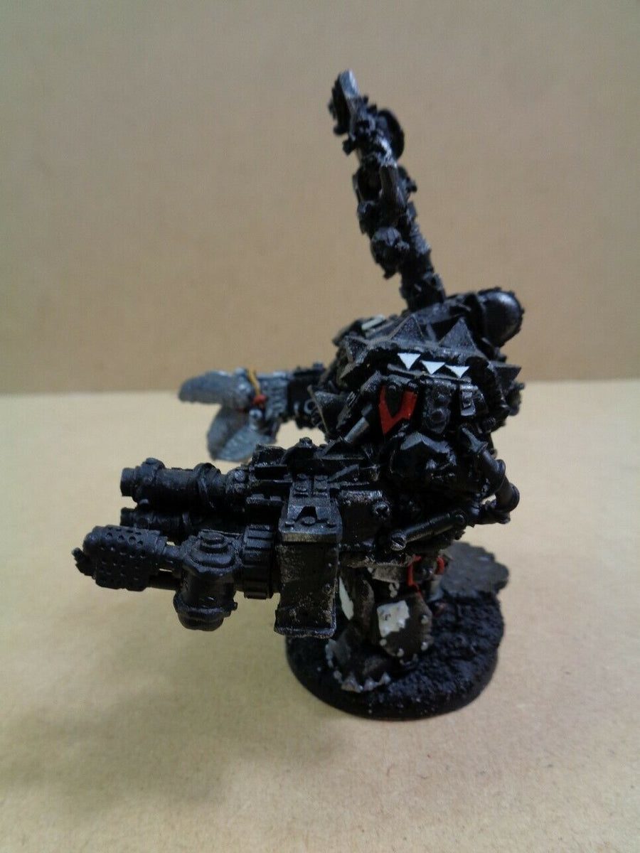 Warchief Warboss Juggernaut Mech Armour Megarmour 4