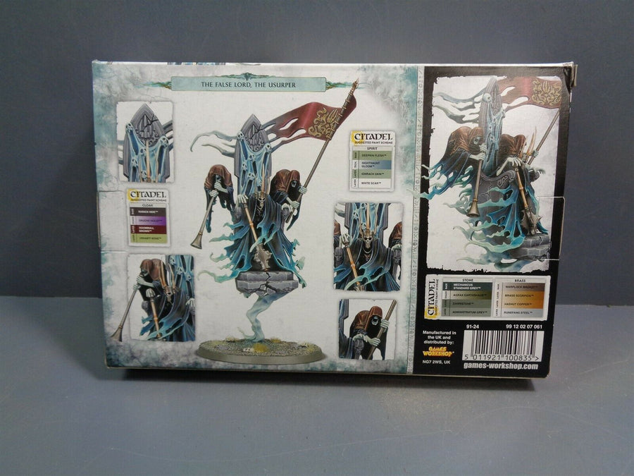 Kurdoss Valentian, The Craven King bnib 387