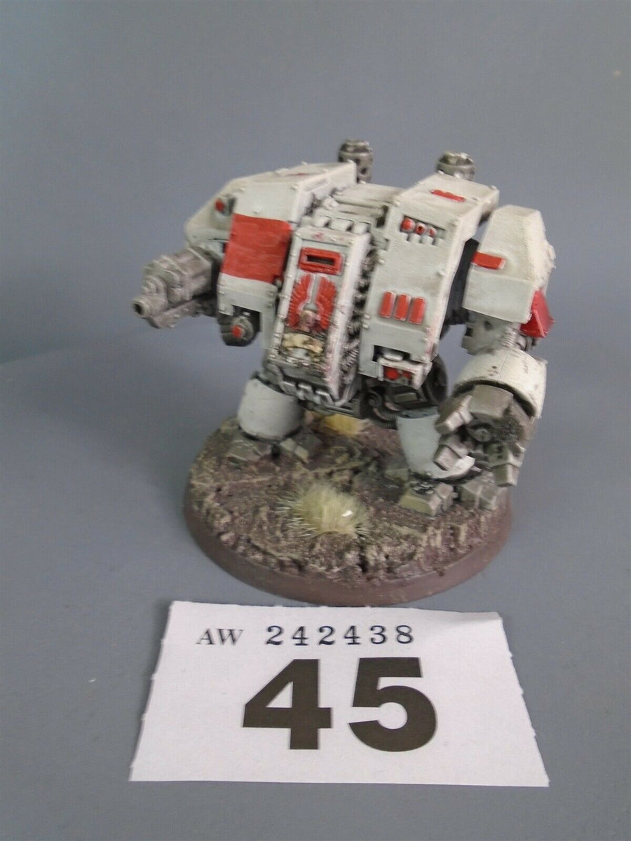 Space Marines Dreadnought 45