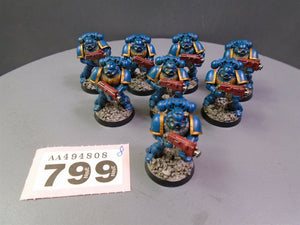 Space Marines Tactical Squad 799