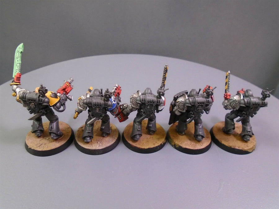Deathwatch Kill Team Vets Squad