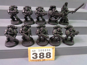 Space Marines Flesh Tearers Tactical Squad 388