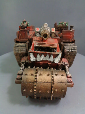 Forge World Battle Fortress Wagon 52(H)