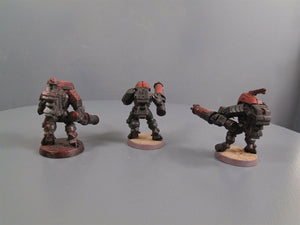 XV25 Stealth Battlesuits 654