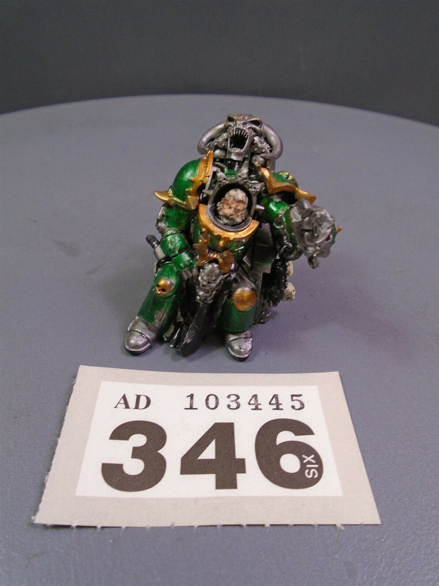Lord Throne Converted Space hulk Terminator 346