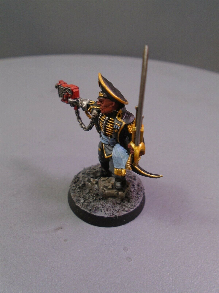 Officio Prefectus commissar 464