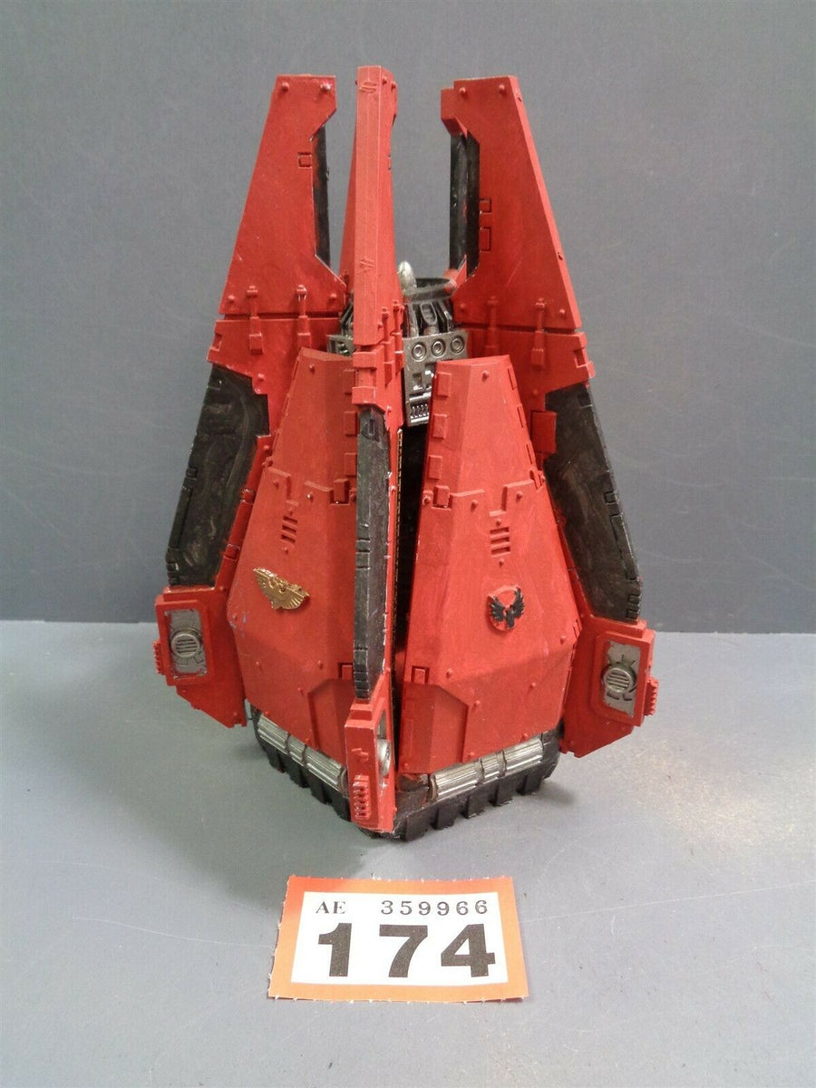 Blood angels Drop Pod