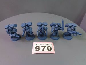 Space Marines Assault Squad 970