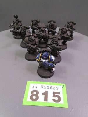 Space Marines Tactical Squad 815