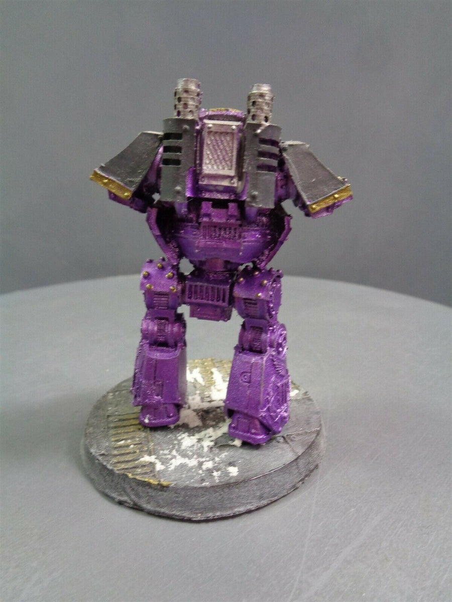 Space Marines Forge World Emperor's Children Legion Contemptor Dreadnought 152