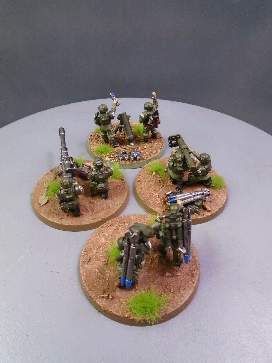 Cadian Heavy Weapons Teams 96