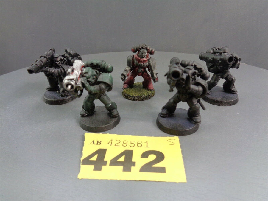 Space Marines Devastators Squad 442