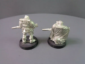 Space Marines Metal Scouts Sniper Rifles 436