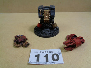 Space Marines Dreadnought 110