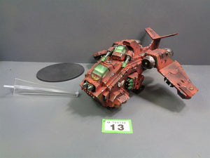 Blood Angels Stormraven Gunship